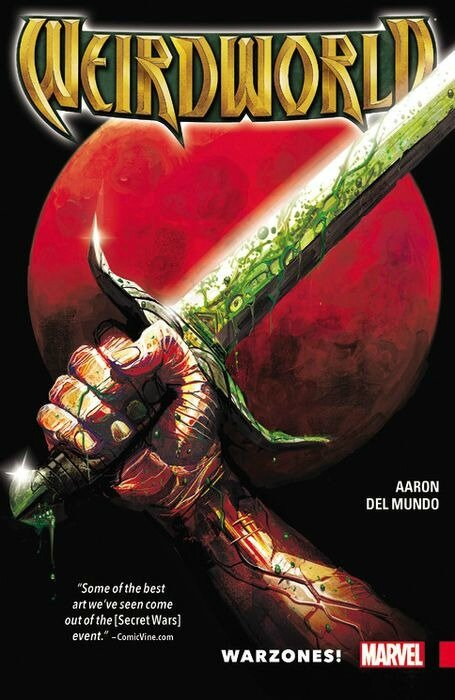 weirdworld vol 0 warzones