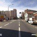 Bld Koenigs, Toulouse : avant la construction de Rive Gauche