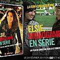 Concours elsie, monogame en serie : 5 dvd d'une formidable comedie sentimentale canadienne