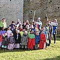 Vacances de Février 2012 : Le Moyen Age