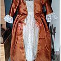 Un costume de marquise