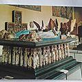Dijon Tombeau de Jean sans Peur datée 1981
