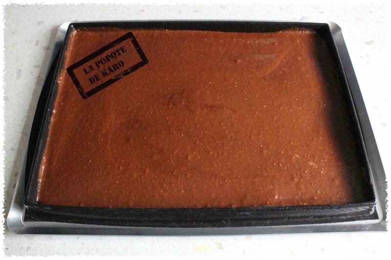 gâteau choco cru