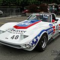 Chevrolet corvette bfg ''stars and stripes'' clone roadster-1969