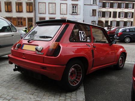 RENAULT 5 Turbo 2 - 1982 1985 Criterium de la Vallee de la Bruche Amedee Gordini 2010 10