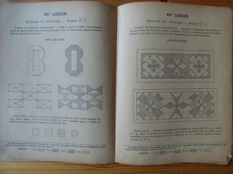 Cours pratique de dessin avec travaux manuels (3)
