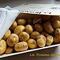 Potato skins défi culinaire # 7
