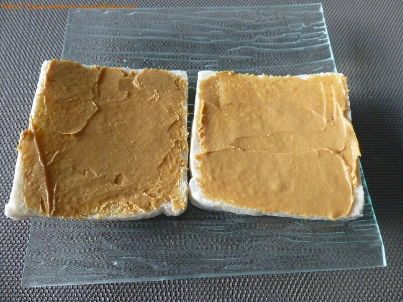 Jelly and peanut butter sandwich (1)