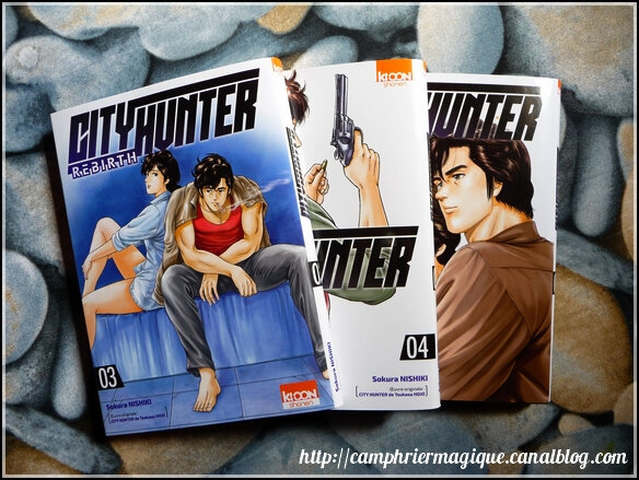 3 volumes city hunter rebirth