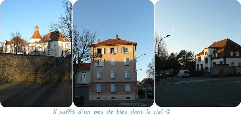 Quartier Drouot - Bleu azur