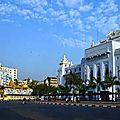 Capitale myanmar : une histoire pleine de bouleversements