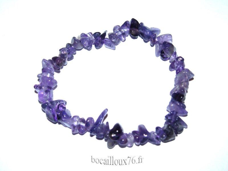 Bracelet AMETHYSTE 33 (2)