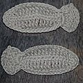 poisson sardine au crochet