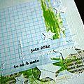 Mini-album Jeanne 1ère année détail 10