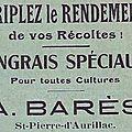 Lou Garounés 1927 Publicités (20)