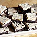 Le cookie-brownie à l'américaine spécial calories.