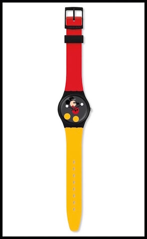 swatch montres spot mickey 3