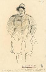 Paul-Charles Delaroche, Polin, 1911-1913