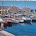 La Napoule - port
