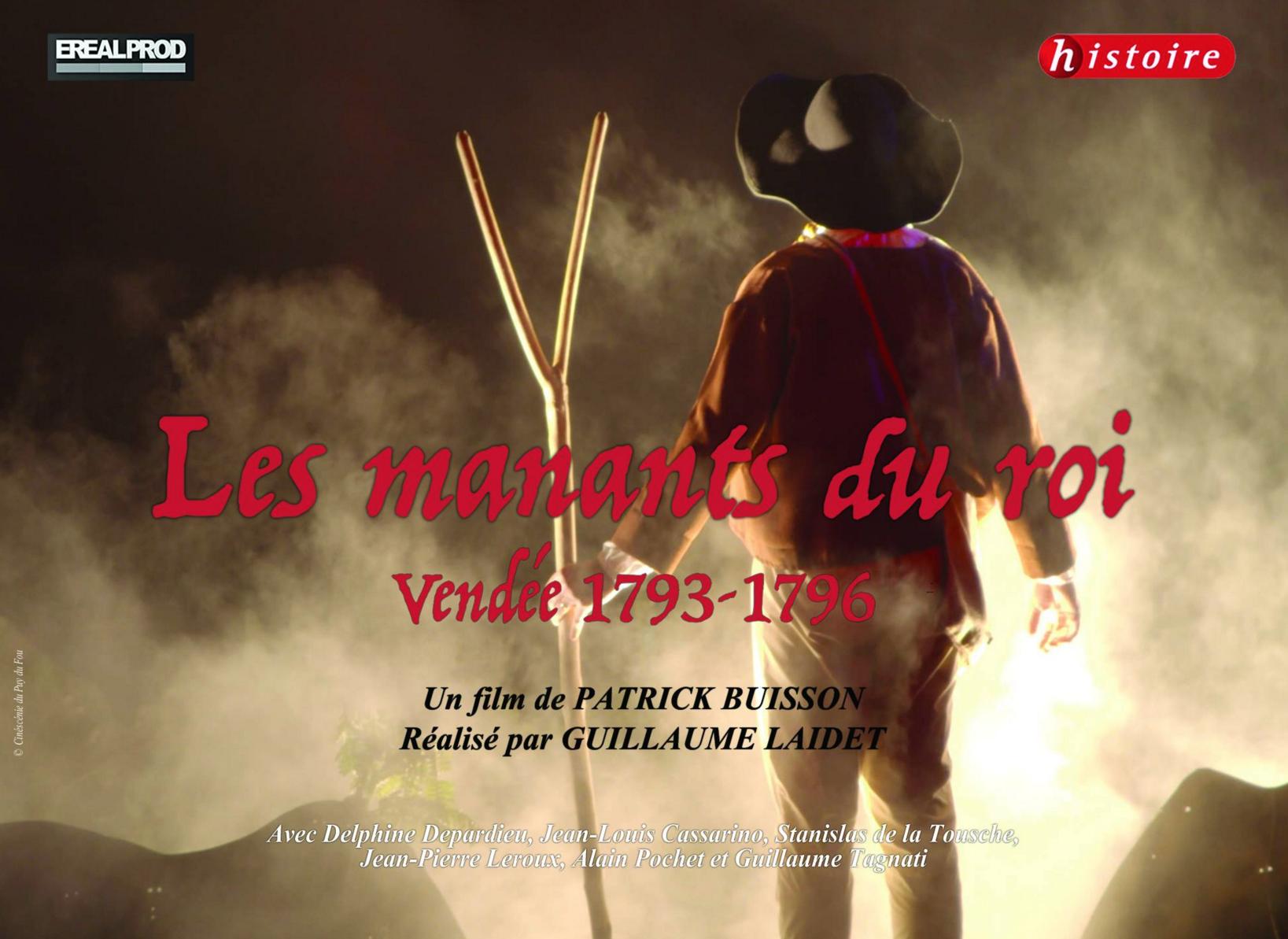 Blancs et Bleus racontent les Guerres de Vendée dans un film