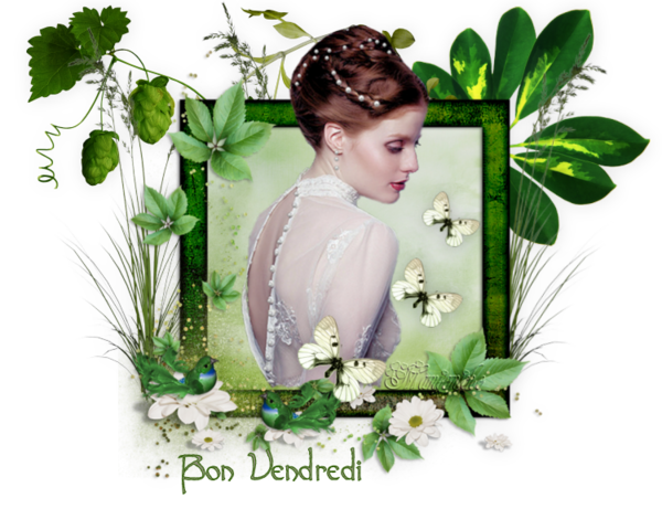 5 b v femme fleurs BPat