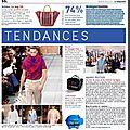Le Télégramme, page Tendances, 26 juin 2011
