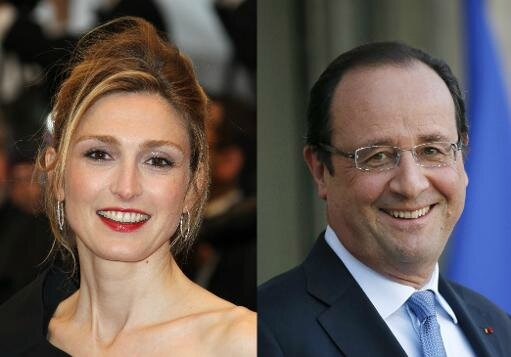 julie gayet francois hollande