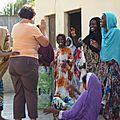 apprentissage de la danse djiboutienne ....