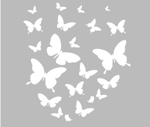 Pochoirs_papillons