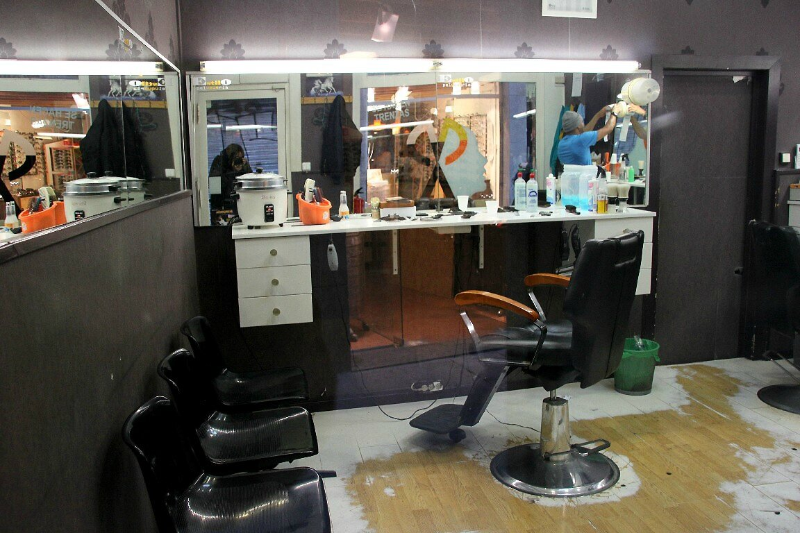 Barcelone, Coiffeur_6000