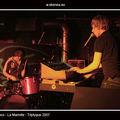 2007 - Curry & Coco - Le Triptyque (Paris) © Hervé Leteneur