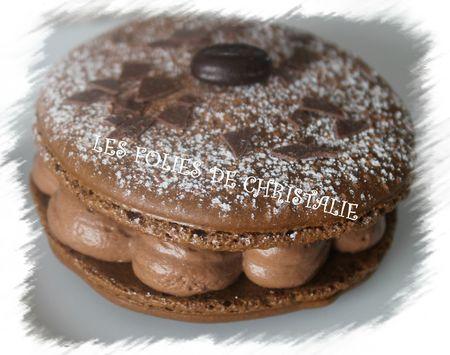 Macaron gâteau 20