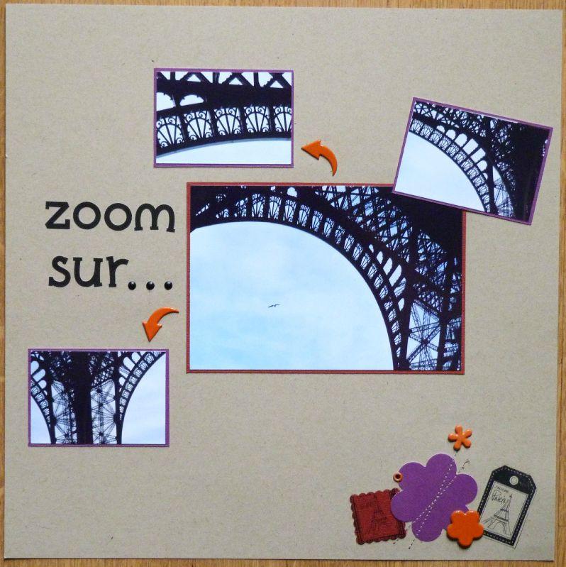 Zoom sur ... la Tour Eiffel