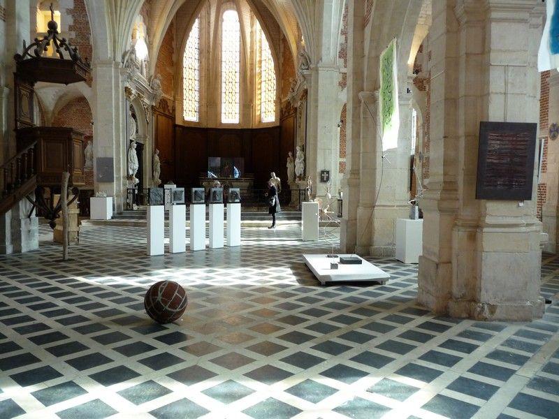 Expo Chapelle du Collège