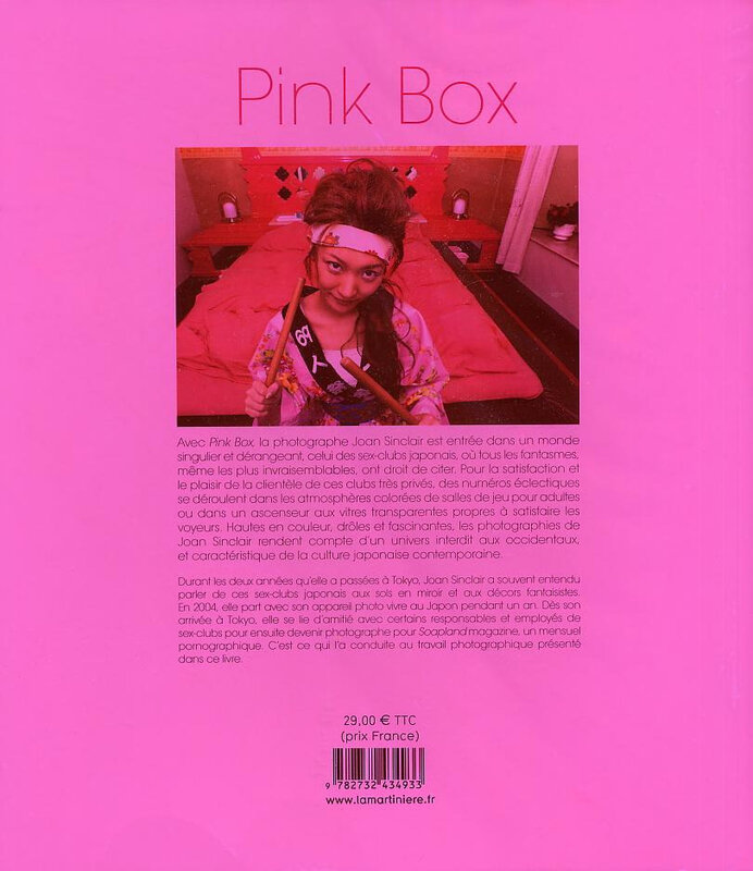Canalblog Livres Pink Box Verso