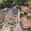 Une vidéo sur l'église saint-hilaire de mortagne