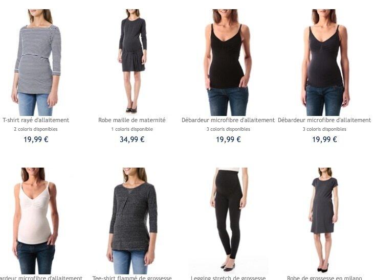 bae2193646a35 Tendance Mode Femme : Découvrez la nouvelle collection OB´Mum pour ...