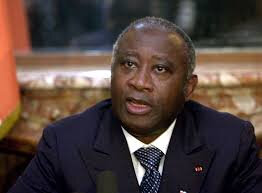 Le Président Laurent GBAGBO à Kounahiri