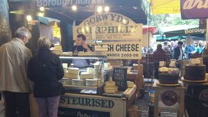 Fromages Marche Londres@Janemexique