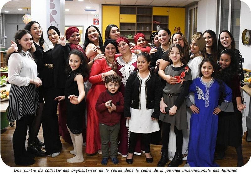 Quartier Drouot - Journée internationale pour les droits des femmes