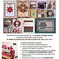 Nouveau catalogue annuel stampin'up!