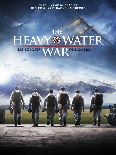 Concours Heavy Water War 3 Dvd A Gagner D Une Grande Serie