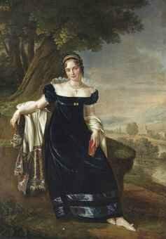 Benois-Charles Mitoire, 1817