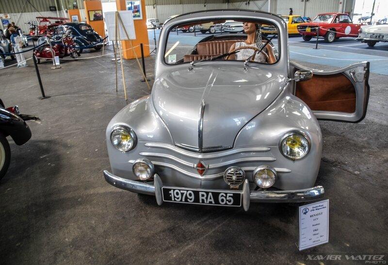 Renault 4CV roadster