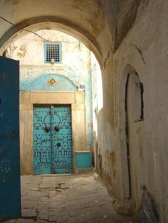 Porte_M_dina_Tunis