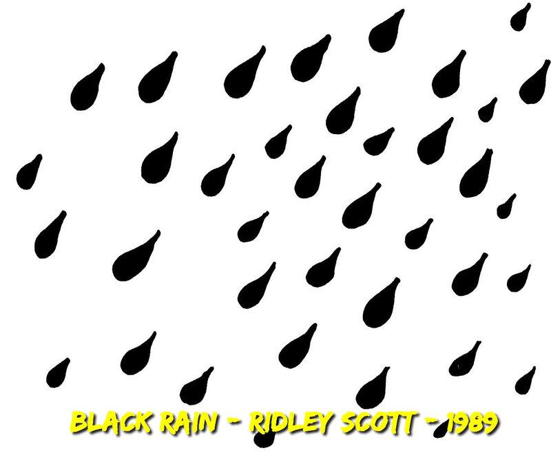 Black rain - Ridley Scott - 1989