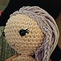 Amigurumi sirène #crochet