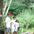 Randonnées pédestres du lanot