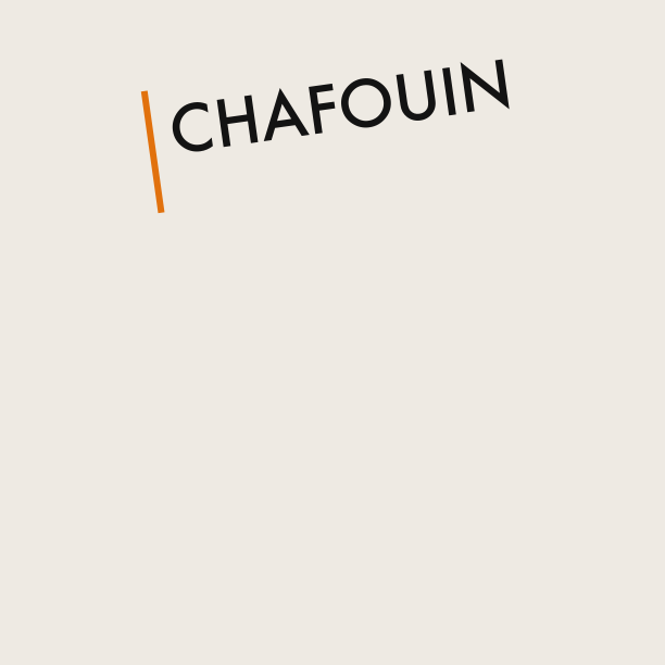 Chafouin