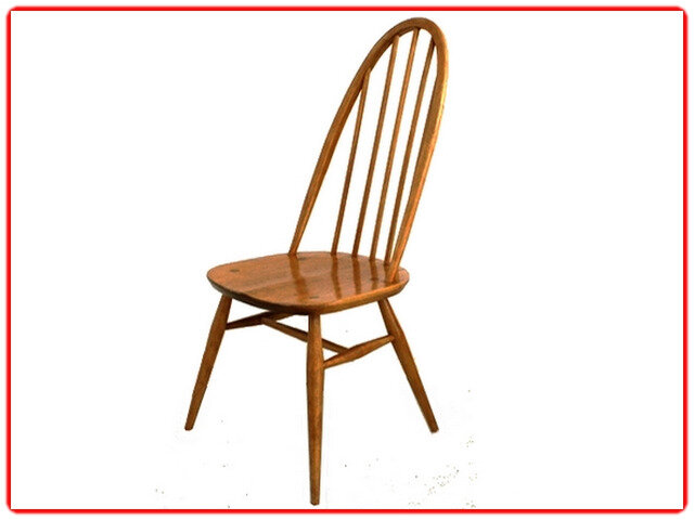 chaise vintage scandinave Ercol 1950